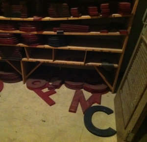 Marquee Letters 2