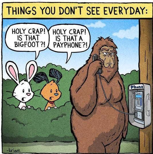 funny-cartoon-bigfoot-payphone