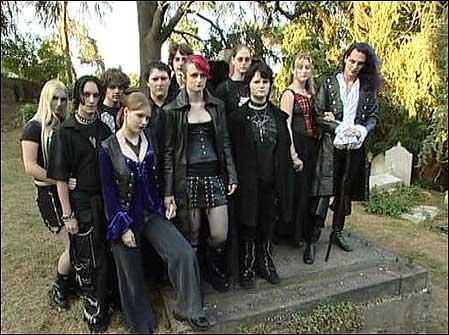 Goth Satanists
