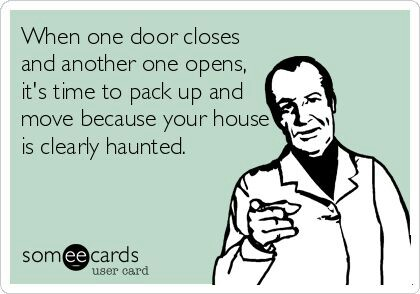 Door Closes