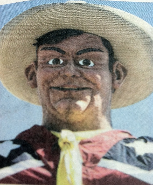 Creepy Big Tex